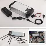 36V-14ah Ebike Type de rack de cas de la batterie au lithium-polymère avec chargeur