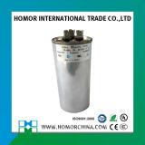 Escudo Cbb65 de alumínio que liga o capacitor 450V 20UF 4+4 do motor