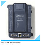 PLC T-920 18di 12do 2ai que suporta o controlador do protocolo de Modbus/TCP