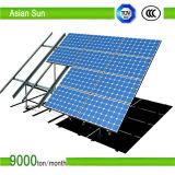 상업적인 태양 전지판 지붕 장착 브래킷
