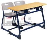 Durable el doble de mobiliario escolar establecido para la Escuela Secundaria