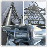 Torretta di comunicazione d'acciaio fornita di gambe dell'antenna 4