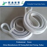Polyurethan PU-wirklich endloser Zahnriemen mit Stahlnetzkabel