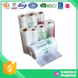 Transparante Plastic Zak voor Supermarkt