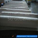 tissu large de géotextile tissé par pp de noir de 5m