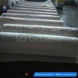 5m de ancho, tejida de polipropileno negro tejidos geotextiles