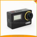 2.45inch камера действия экрана 4K 30fps с спортами DV 30m водоустойчивыми WiFi