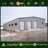 Fabricación ligera aprobada del acero de la estructura de precio de fábrica del marco del SGS