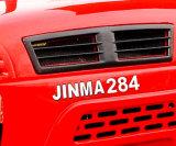 四輪Jinma 284のトラクター