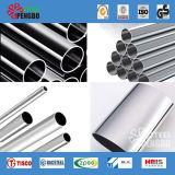 La mejor calidad y tubo de acero soldado inoxidable del precio de Stcok