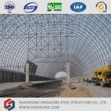 Sinoacme acero prefabricados de estructura del espacio de estacionamiento de trenes arrojar