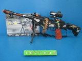 Banheira de venda de jogo de poder B/S com pistola Flsahlight (1077003)