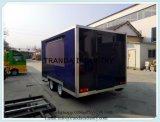 新型軽食機械かケイタリングのトラックの移動式食糧トラック