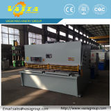 QC12y-20X2500 Hydraulic Shearing Machine with Swing Beam Structure for Turkey Market