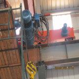 Atelier de la lumière de l'acier préfabriqués en métal versé pour l'Algérie
