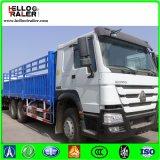 Sinotruk HOWO 6X4 40ton camião pesado de caminhões da caixa de carga