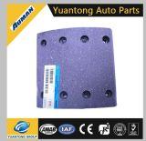 Foton Daimler Auman Truck Parts Front와 Rear Brake Plates Brake Pads S99000340068A1218