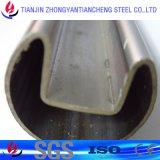 304 tubulação 316L 1.4301 1.4404 de aço inoxidável Polished para corrimão da escadaria