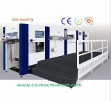 1060t Highspeed Automatic Flatbed Embossing Indentation Die Cutting Machine
