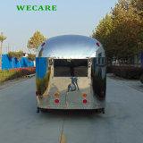 최신 판매 공장에서 이동할 수 있는 음식 트럭