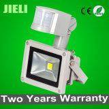 Indicatore luminoso impermeabile del sensore solare del Portable LED di prezzi poco costosi