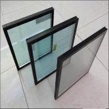 معماريّة/أثاث لازم/بناية/نافذة مزدوجة يزجّج زجاج