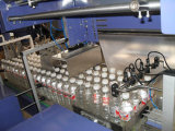 آلة لفاف زجاجة آليّة تقلّص آلة
