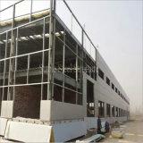 Prefab мастерская стальной структуры Multi-Пола