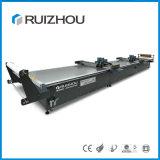 Fibra plástica automática do CNC nenhuma máquina de estaca do laser com 12000X1600mm