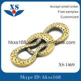 結び目の形の金属は版に蹄鉄を打つ