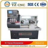 중국 Yz 공장에서 Ck6432 CNC 선반