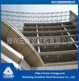 행정 센터를 위한 가벼운 강철 Truss 건물