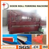 Dx 4 Mts Metallblatt-hydraulische Bieger-Maschine
