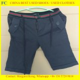 Используемая используемая одежда, одевают и одежды второй руки для африканского рынка (FCD-002)