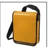 Bolsa impermeável para bagagem de algodão em PVC