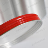 Recipiente de alumínio de metal high-end para embalagem de alimentos (PPC-AC-014)