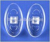 Оптические детали рамы, силиконовые накладки в носу