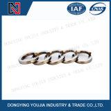 Rondelle à ressort de l'acier inoxydable GB93
