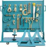 Banco barato usado de la reparación del coche de la máquina del marco