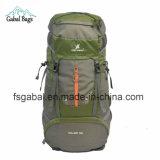 Saco de acampamento de caminhada ao ar livre de pouco peso por atacado 40L da mochila do curso