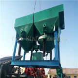 Golkd руды тяжести разделение механизма, Jigger машины