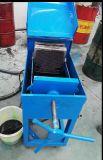 Purificador de petróleo para remover as partículas e a água