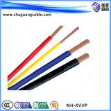 Nh Kvvp PVC는 넣어진 가려진 조종 케이블을 격리했다