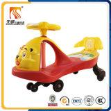 Passeio no carro mágico do balanço do bebê do carro do brinquedo para miúdos
