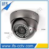 Vari焦点Vandalproof機密保護のドームのカメラ(IDC-312)
