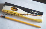 Yellow Paint Wooden Hb Pencils avec Eraser