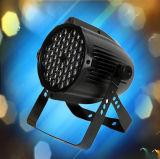 54pcs*3W 3-en-1 LED tricolor par la Luz (AL-P602)