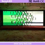 Полноцветная реклама видео в формате HD со светодиодной подсветкой для установки внутри помещений