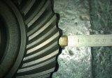 Couronne et pignon conique de pignon/vitesse spiralée fabriqué en Chine