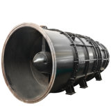 Bomba de flujo axial sumergible portable del rescate Emergency de la inundación